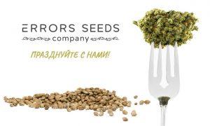 День рождения компании Error-seeds!