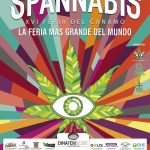 Конопляный фестиваль в Испании SPANNABIS 2019